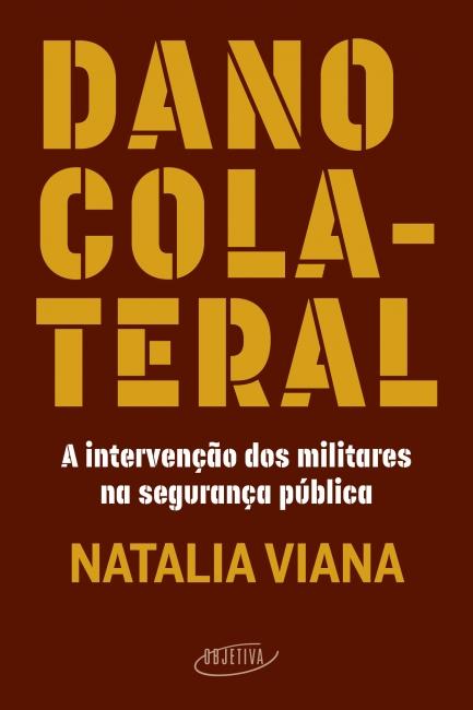 DANO COLATERAL - - Grupo Companhia das Letras